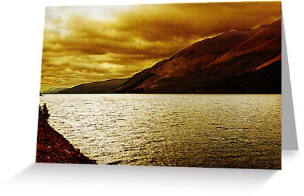 Loch Ness, Scotland, UK by buttonpresser