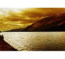 Loch Ness, Scotland, UK Photographic Print
