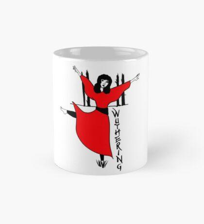 Kate Bush Wuthering Heights Mug