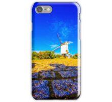 Bruges Windmill iPhone Case/Skin