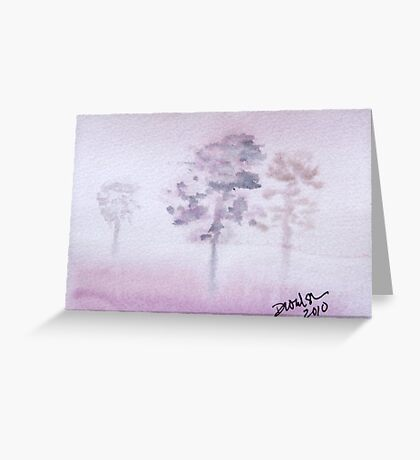 Peaceful Everglades Greeting Card