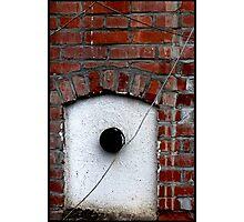 Urban Portholes  Photographic Print