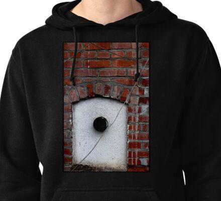 Urban Portholes  Pullover Hoodie