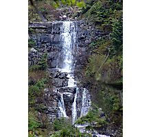 Delicate Waterfall Photographic Print