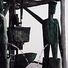 Southwold Pier Water Clock by Paul  Green