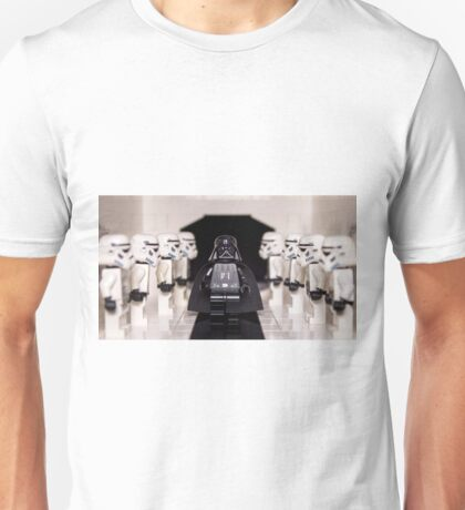 Darth Vader & Stormtroopers Unisex T-Shirt