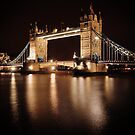 Tower Bridge by Anthony Hennessy