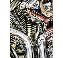 S & S Motor  Photographic Print