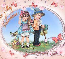Be My Valentine  by kindangel