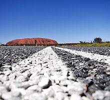 Ayers Rock(ing) Road by Tim Luczak