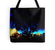 A West Sacramento view of Sacramento using Corel Tote Bag