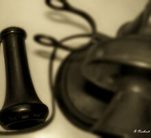 """Hello...Hello..."" - Remembering The Candle Stick Phone by Betty Northcutt"