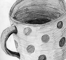 Spotty Mug by joe19111995