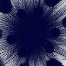 BLUE EXPLOSION # 2 by Jupiter Queen