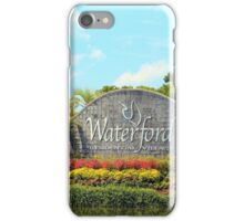 Waterford Village iPhone Case/Skin