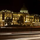 Mitchell Library by thatdavieguy