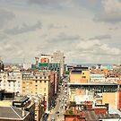 Glasgow Rooftops by thatdavieguy
