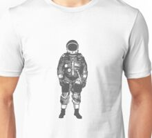 The Grey Astronaut Unisex T-Shirt