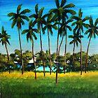 Tres Palmas, Rincon, Puerto Rico by Matthew Campbell