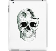 Imperial Death Star Skull iPad Case/Skin