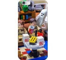 Ghostbusters - the sitcom iPhone Case/Skin