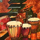 Percussion by Debra Keirce