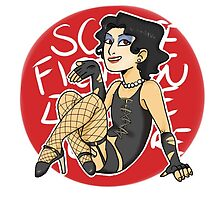 Frank N. Furter by feradraco