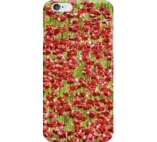 Moat Poppies iPhone Case/Skin