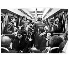Le Metro Poster