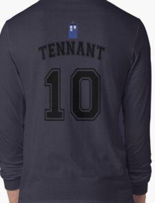 MY Doctor is David Tennant Long Sleeve T-Shirt