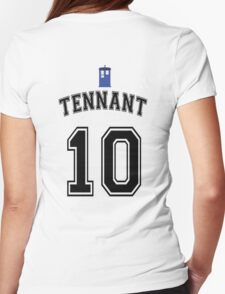 MY Doctor is David Tennant Womens T-Shirt