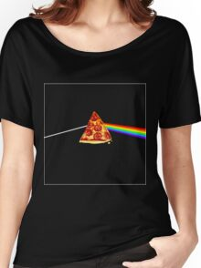 Pizza Floyd Women's Relaxed Fit T-Shirt