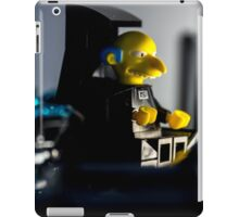 Excellent! The Empire is mine. (Alternate angle) iPad Case/Skin