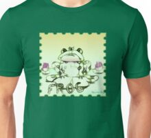 Little Frog Sits Tee Unisex T-Shirt
