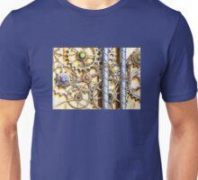 Cogs #4 - coloured pencil Unisex T-Shirt