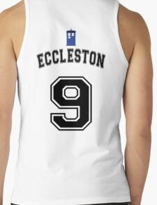MY Doctor is Christopher Eccleston T-Shirt