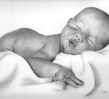 Little Cherub by Karen Townsend
