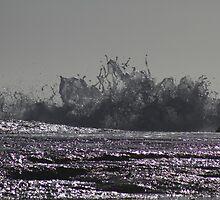 Wave Sculpture #2 by Noel Elliot
