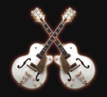 Waite gretsch guitars One Piece - Short Sleeve