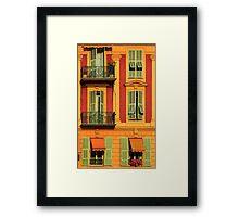 French Windows #2 Framed Print