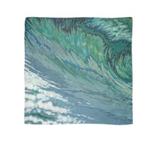 Large Churning Wave of Bubbles Margaret Juul Scarf