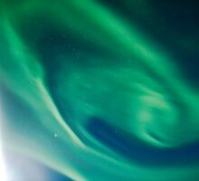 Northern lights - aurora borealis - Iceland by ArnarBergur