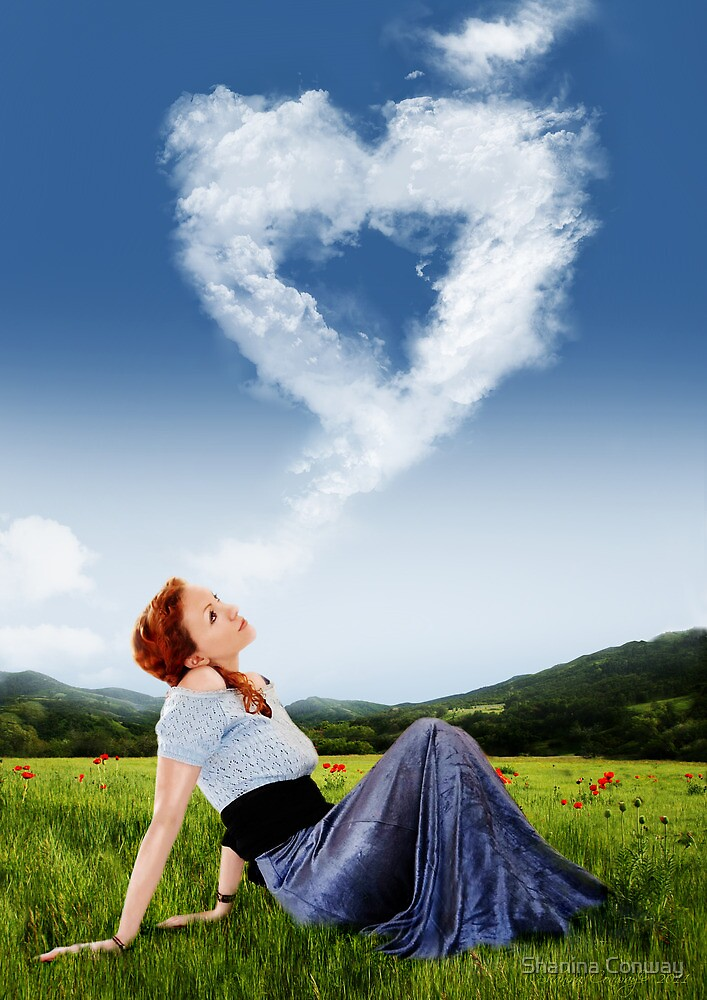 Love is in the Air by Shanina Conway