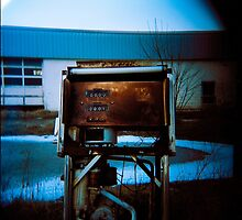 fuel - holga by iannarinoimages