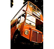 Route Master Photographic Print