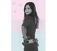 Oswin Photographic Print