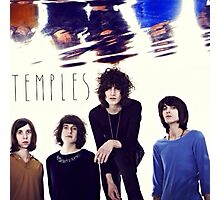 Temples Band Photographic Print