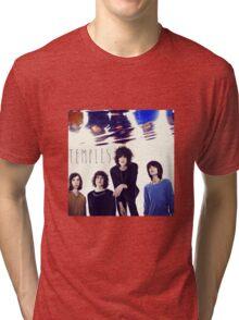 Temples Band Tri-blend T-Shirt