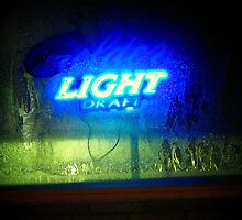How About A Frosted Glass of Ice Cold Beer ! by Jan Siemucha