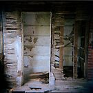 wood closet - holga by iannarinoimages